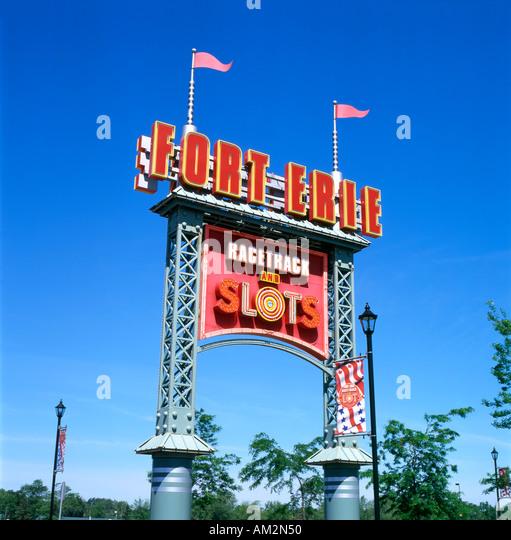 Erie gambling casino