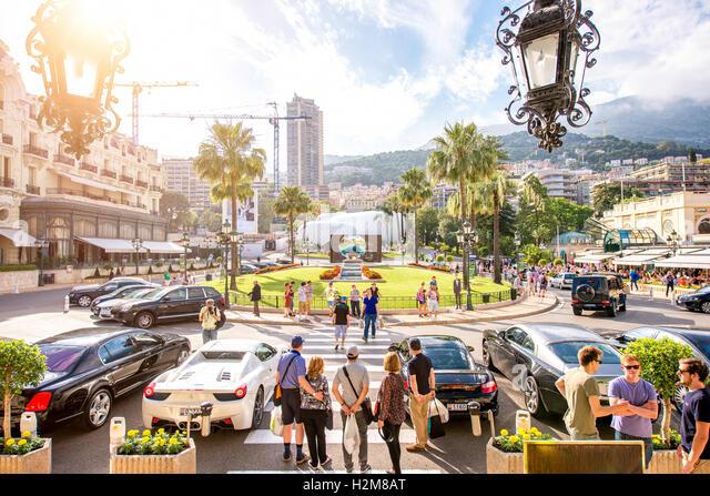 Casino square in monte carlo