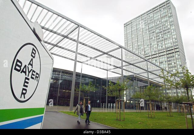 bayer headquarters stock photos bayer headquarters stock images alamy. Black Bedroom Furniture Sets. Home Design Ideas