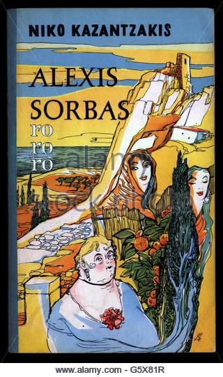 Zorba the Greek Nikos Kazantzakis Hardcover 1st