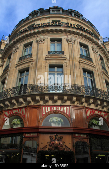 9th arrondissement stock photos 9th arrondissement stock for Boutique hotel 9th arrondissement