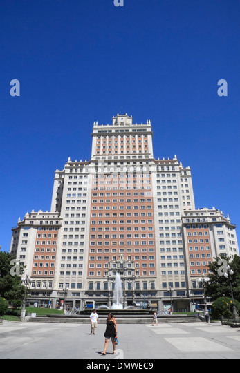 Edif cio stock photos edif cio stock images alamy for Edificio de correos madrid
