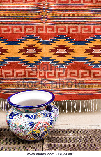 Native american pottery southwest stock photos native for Southwest arts and crafts