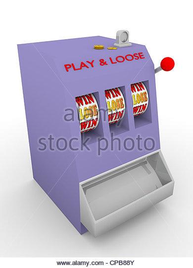 fashioned slot machine
