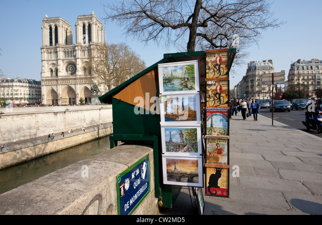 quai de seine stock photos quai de seine stock images alamy. Black Bedroom Furniture Sets. Home Design Ideas