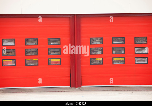 Red fire engine uk stock photos red fire engine uk stock for A s salon supplies keighley