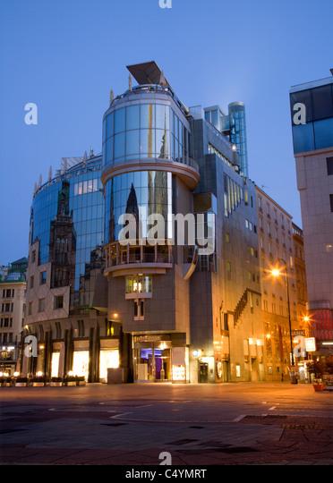 Modern Architecture Vienna modern architecture in vienna stock photos & modern architecture