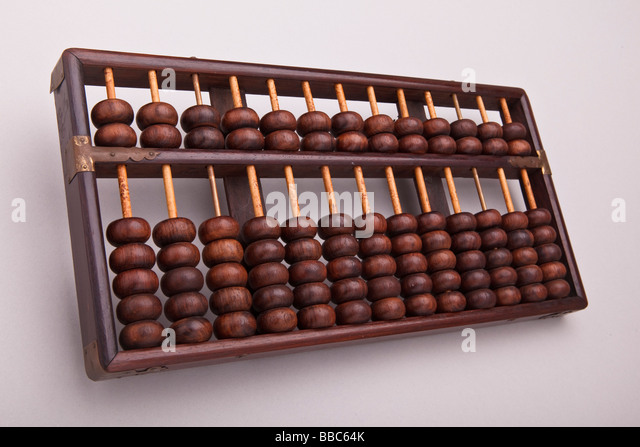 Chinese abacus stock photos chinese abacus stock images for Abacus cuisine of china