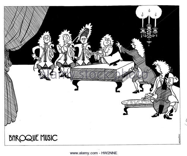 music of the late baroque T he transition between baroque and classical listening to baroque music should empower a clearer which is practically a creation of the late.