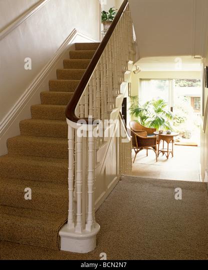 Antique Carpet Hallway Stock Photos Antique Carpet