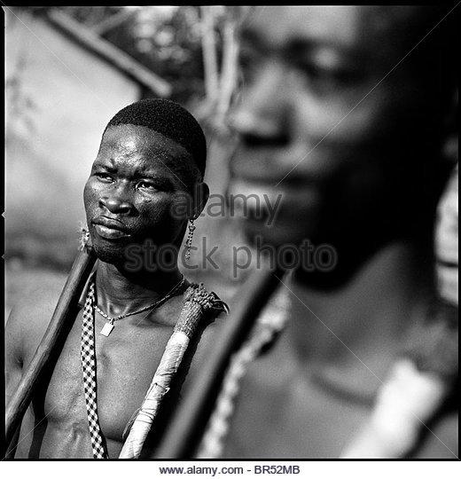 Ritual Africa Scarification Stock Photos & Ritual Africa ...