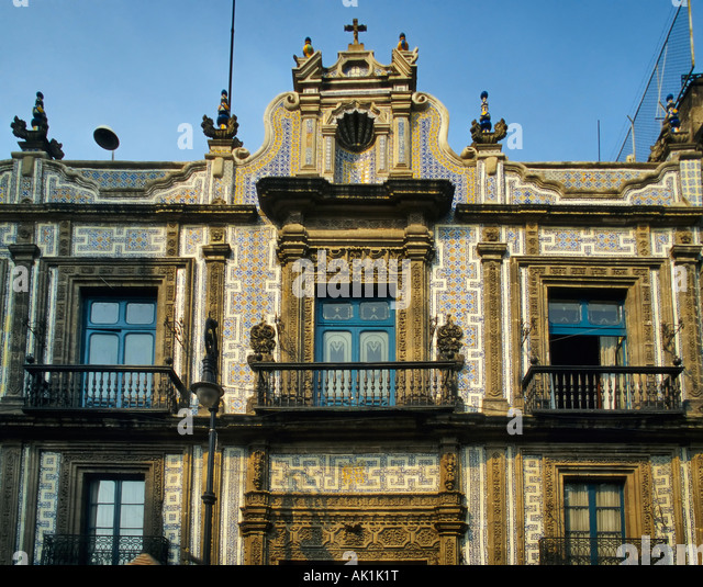 Los azulejos stock photos los azulejos stock images alamy for Casa azulejos mexico