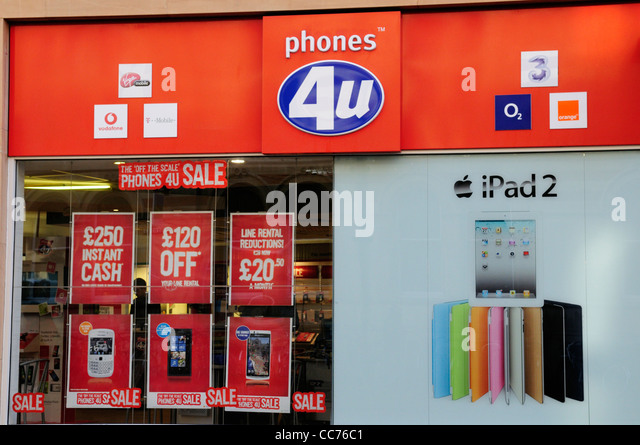 Phones 4u was a large independent mobile phone retailer in the United Kingdom. It was part of the 4u Group based in Newcastle-under-Lyme, Staffordshire. Opening in , it expanded to over eternal-sv.tkry: Telecommunications.