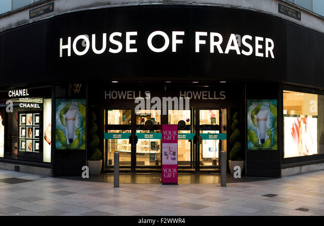 House of fraser stock photos house of fraser stock for Housse of fraser