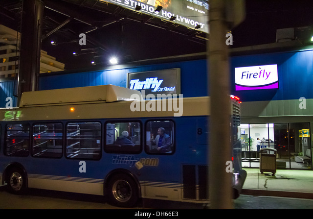 Thrifty Car Rental Phoenix Arizona Airport