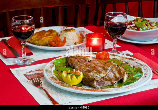Sallon stock photos sallon stock images alamy for Apollon greek and european cuisine