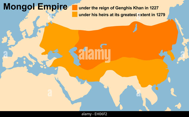 an overview of the mongolian empire During the time of xiongnu empire,  what was the relationship between turkish and mongol  air ariq böke and moved mongolian capitol to china resulting.