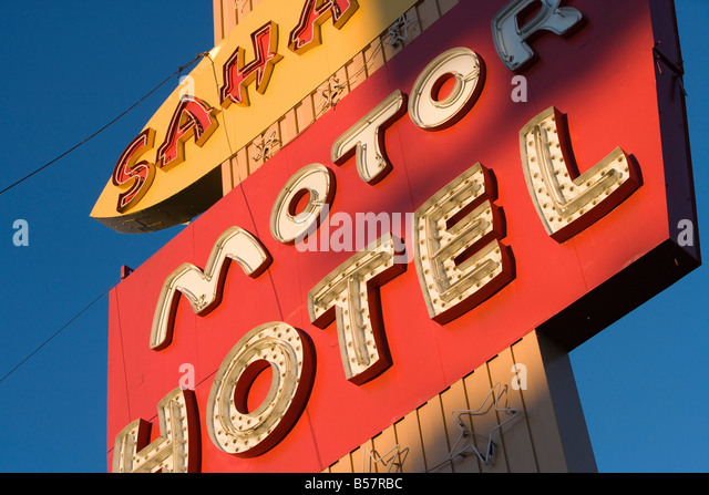 Landmark hotel hollywood ca stock photos landmark hotel for Motor hotel los angeles