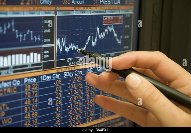 Online share trading kse