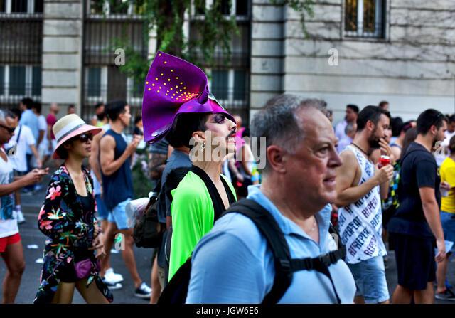 Barcelona gay pride 2010