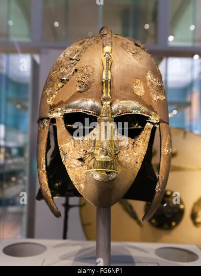 Sutton Hoo Stock Photos and Images