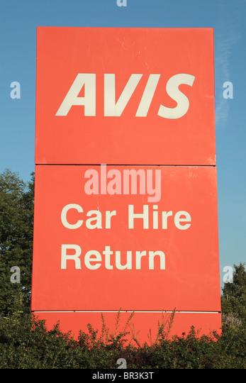 Avis Rental Car Return St Louis Airport