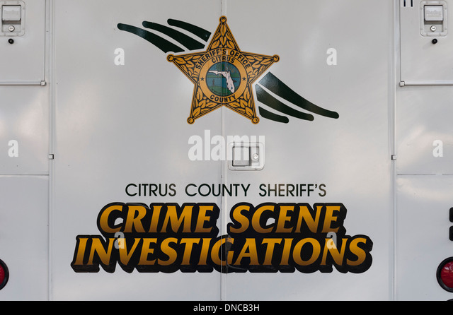 Citrus County Sheriff Badge Clip Art