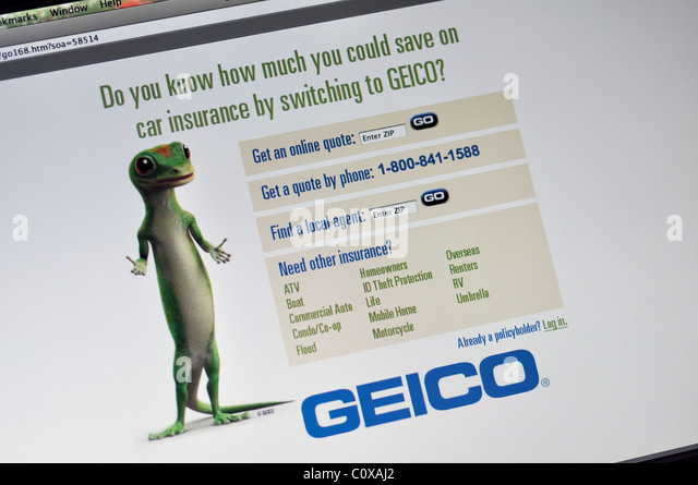 Get A Quote Geico Cool Geico Insurance Stock Photos & Geico Insurance Stock Images  Alamy