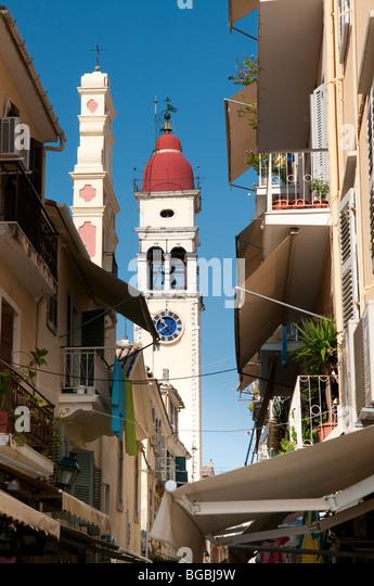 Spyridon Corfu Stock Photos & Spyridon Corfu Stock Images ...