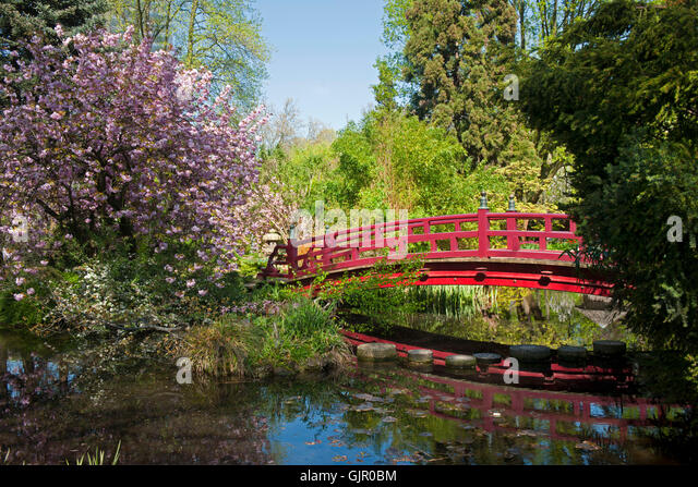 ... , NRW, Leverkusen, Japanischer Garten in der Carl-Duisberg-Parkanlage