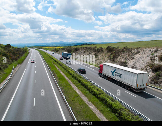 Meridienne stock photos meridienne stock images alamy - Autoroute clermont ferrand ...