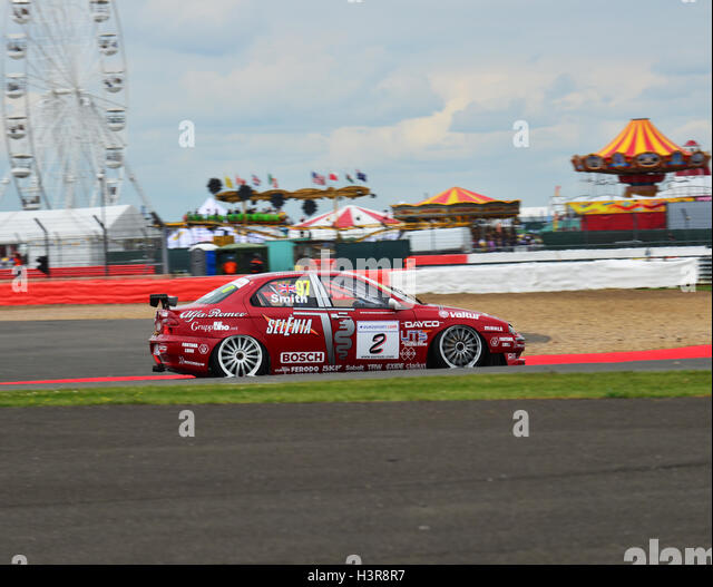 Alfa Romeo 156 Btcc Super Touring Car: Alfa Romeo 156 Stock Photos & Alfa Romeo 156 Stock Images