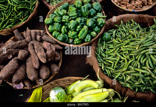 Dhariyawad India  city images : ... India Stock Photos & Baskets Of Vegetables India Stock Images Alamy