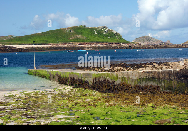 how to get to st martins isles of scilly