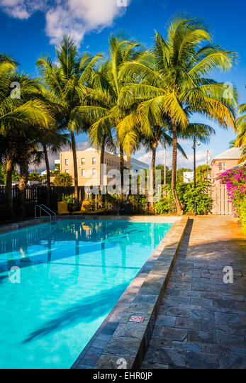 Biba stock photos biba stock images alamy - Palm beach swimming pool ...