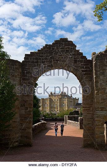 Garden Centre: Culzean Stock Photos & Culzean Stock Images