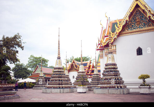 BANGKOK THAILAND 2013 October 8 Temple of Reclining Buddha Wat Pho Bangkok & Temple Complex Wat Pho Buddhist Stock Photos u0026 Temple Complex Wat ... islam-shia.org