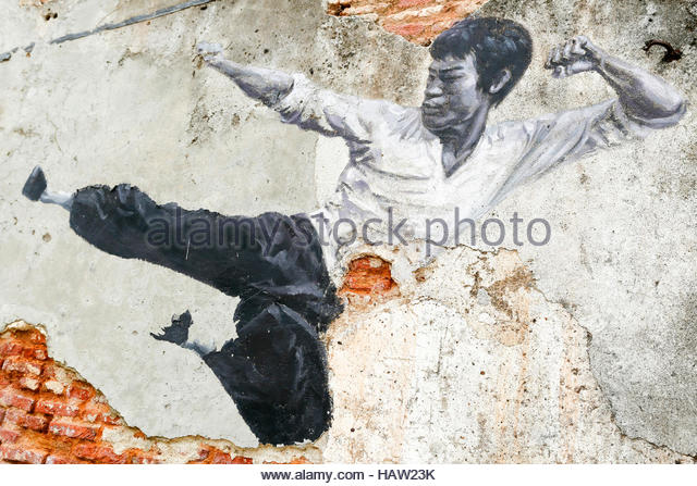 Cat mural stock photos cat mural stock images alamy for Mural 1 malaysia negaraku