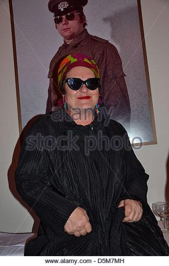 Elvira bach jo groebel celebrating his 60th birthday at galerie morgen
