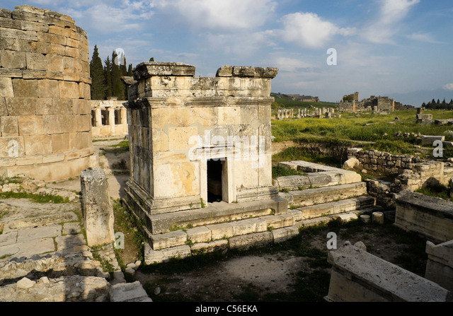 Hierapolis Tomb Stock Photos & Hierapolis Tomb Stock Images - Alamy
