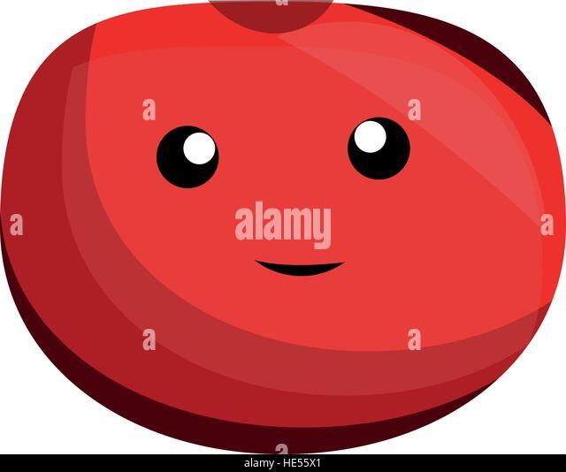 cartoon tomato stock photos   cartoon tomato stock images Thrown Tomato Smashed Tomato