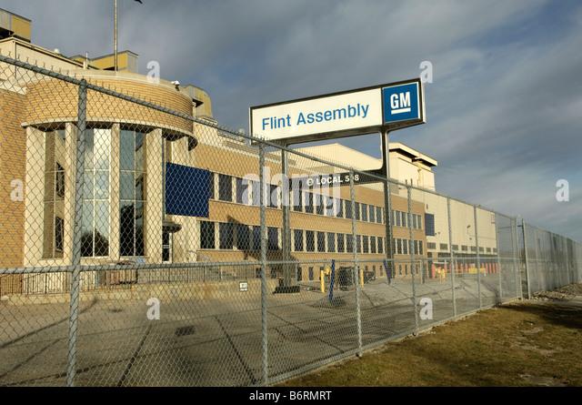 General Motors Plant Stock Photos General Motors Plant