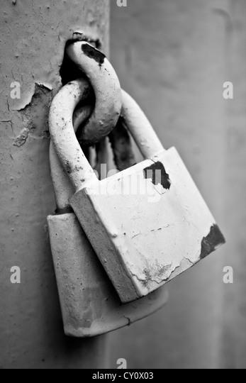 Padlocked door - Stock Image & Door Padlocked Stock Photos \u0026 Door Padlocked Stock Images - Alamy Pezcame.Com