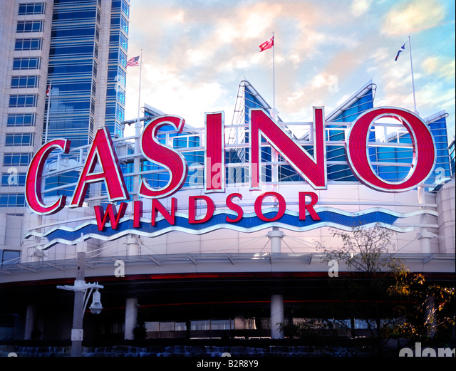 Casino Windsor Events