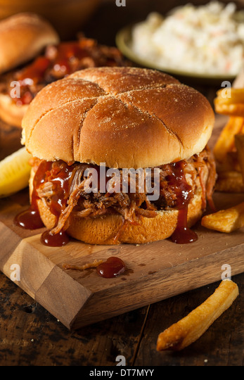 how to make pulled pork sandwich sauce