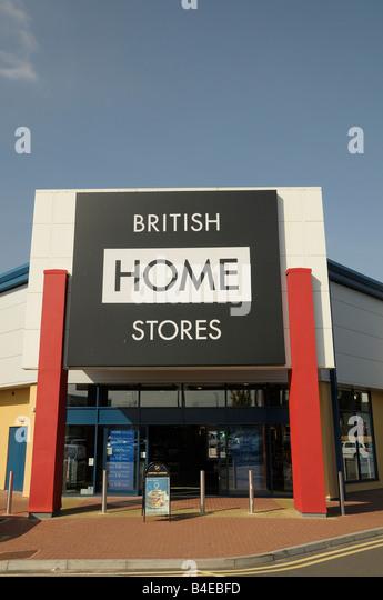 Nene valley retail park stock photos nene valley retail for British house store