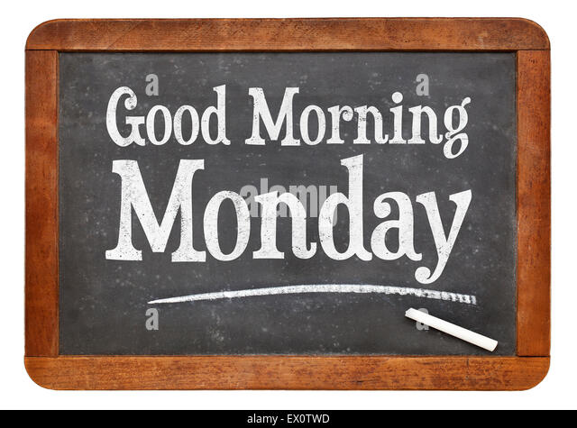 Good Morning Monday In French : Good morning hello stock photos