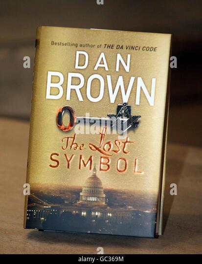 Lost Symbol Dan Brown Stock Photos Lost Symbol Dan Brown Stock