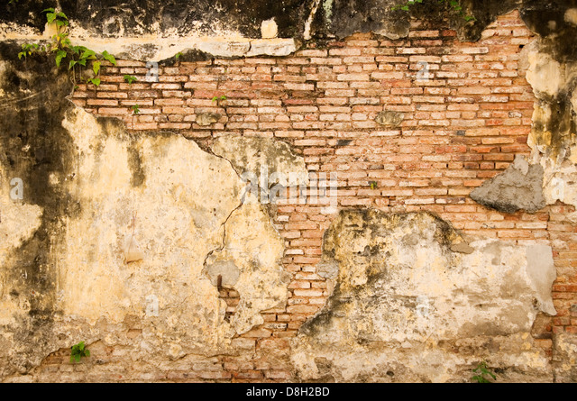 Exposed Brick Colorful Colourful Color Colour Stock Photos & Exposed ...
