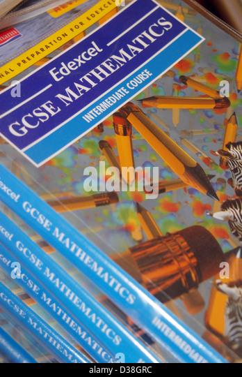 Gcse Math Books Stock Photos & Gcse Math Books Stock Images - Alamy